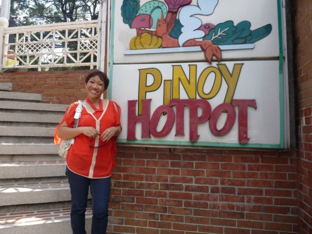Touring Baguio City